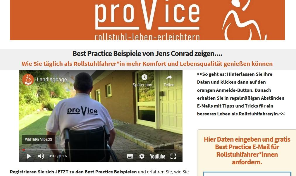 Best Practice E-Mails Jens Conrad
